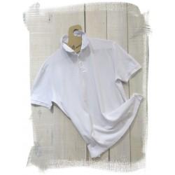 Polo Vintage White